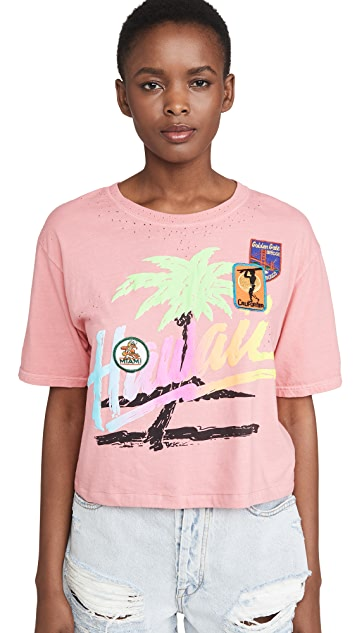 Riley Hawaii Vintage Tee