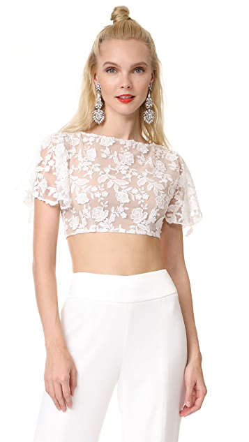 Rime Arodaky Nola Crop Top