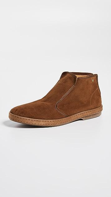 Rivieras Sultan Des Villes Suede Boots
