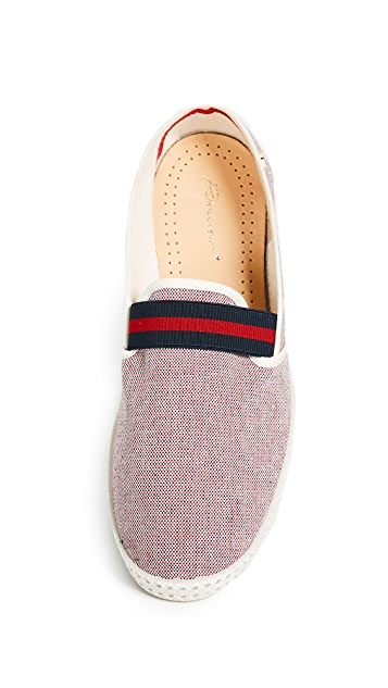 Rivieras College Slip On Shoes