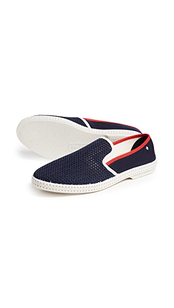 Rivieras Le Grand Bleu Slip On Sneakers