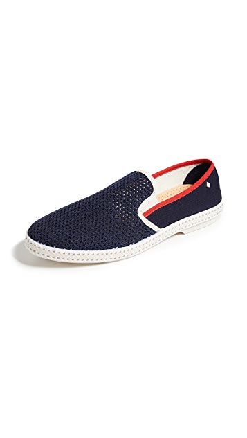 Rivieras Le Grand Bleu Slip On Sneakers