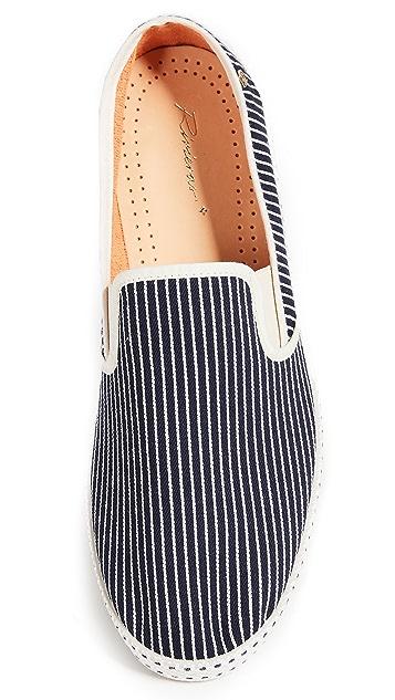 Rivieras Jean Slip On Sneakers