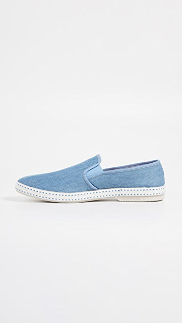 Rivieras Jeans Slip On Shoes