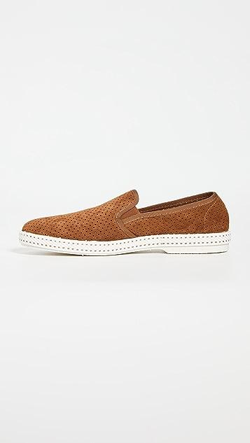 Rivieras Sultan Des Plages 30° Slip On Shoes