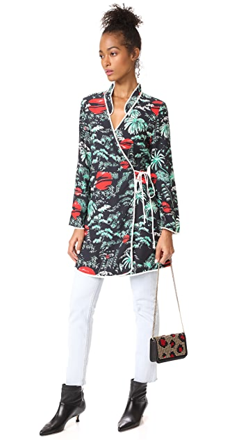 RIXO London Iris Dress