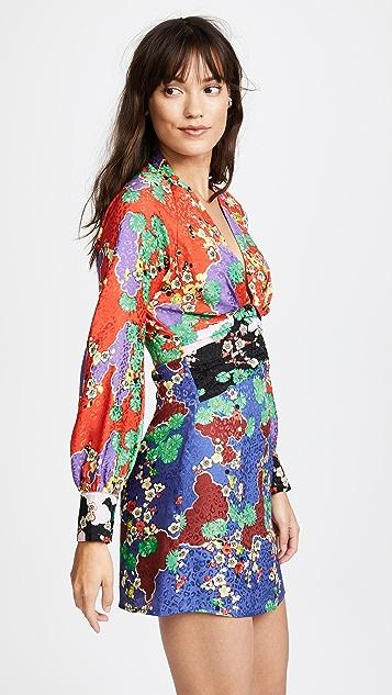 RIXO London Alanna Dress