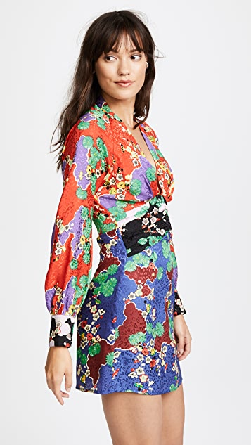 RIXO Alanna Dress