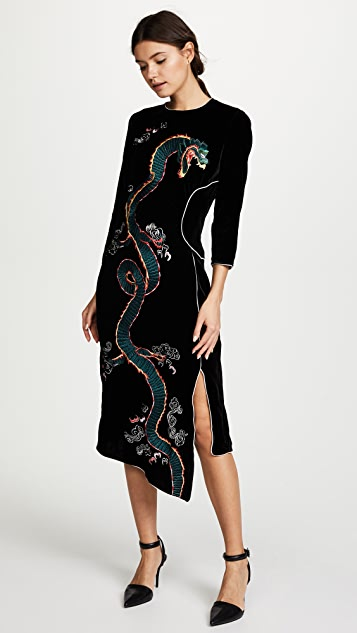 RIXO London Christabel Dress