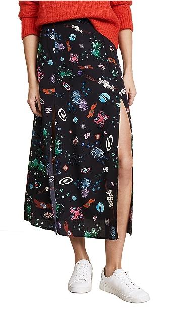 RIXO London Thalia Skirt