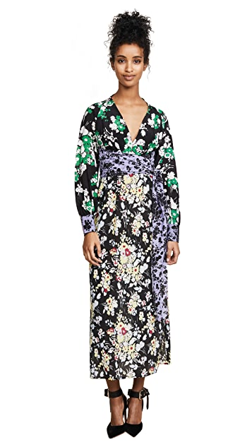 RIXO Fedora Dress