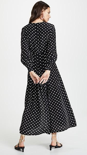 RIXO Платье Emma