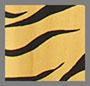 70s Tiger/Mustard Black