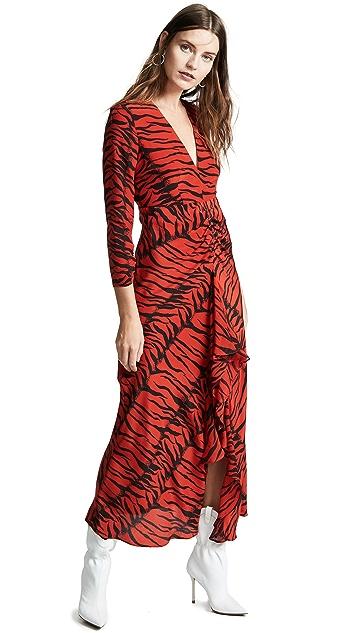 RIXO Платье Rose