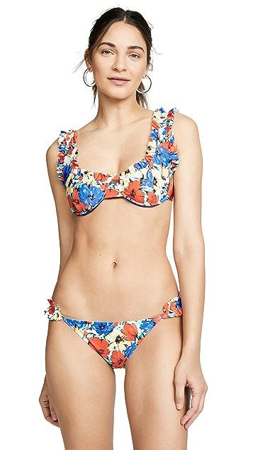 RIXO Jessica Bikini Set
