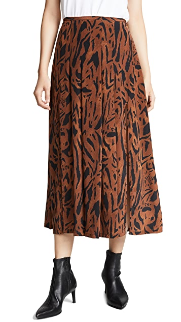 RIXO Georgia Skirt