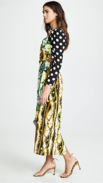 RIXO Платье Celia