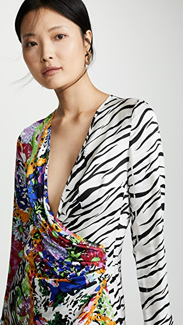 RIXO Платье Abba