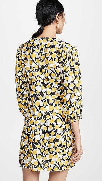 RIXO Платье Sam