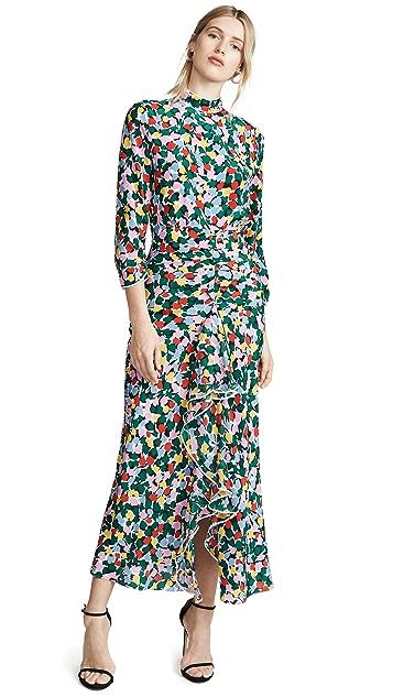 RIXO Платье Lucy