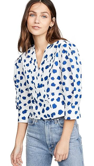 RIXO Блуза Chanel
