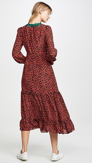 RIXO Mona Dress