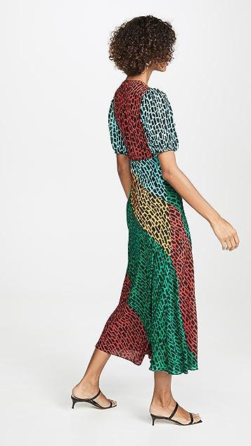 RIXO Amber Dress
