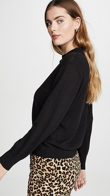 RIXO Пуловер Poppy