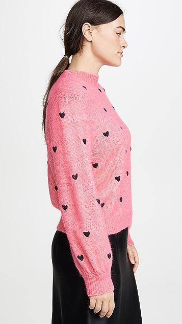 RIXO Пуловер Ariana