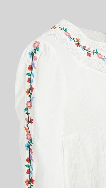 RIXO Rachel 女式衬衫