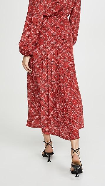 RIXO Georgia 半身裙