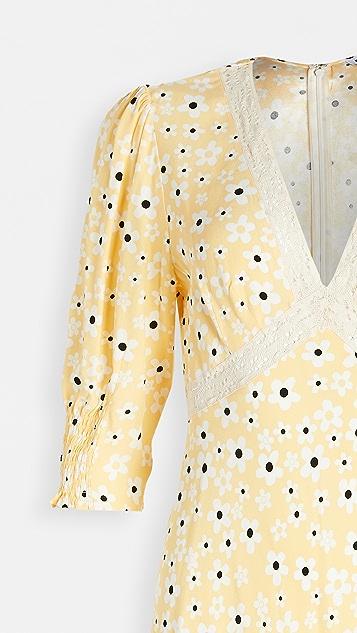 RIXO Gemma Dress