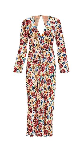 RIXO Mel Dress