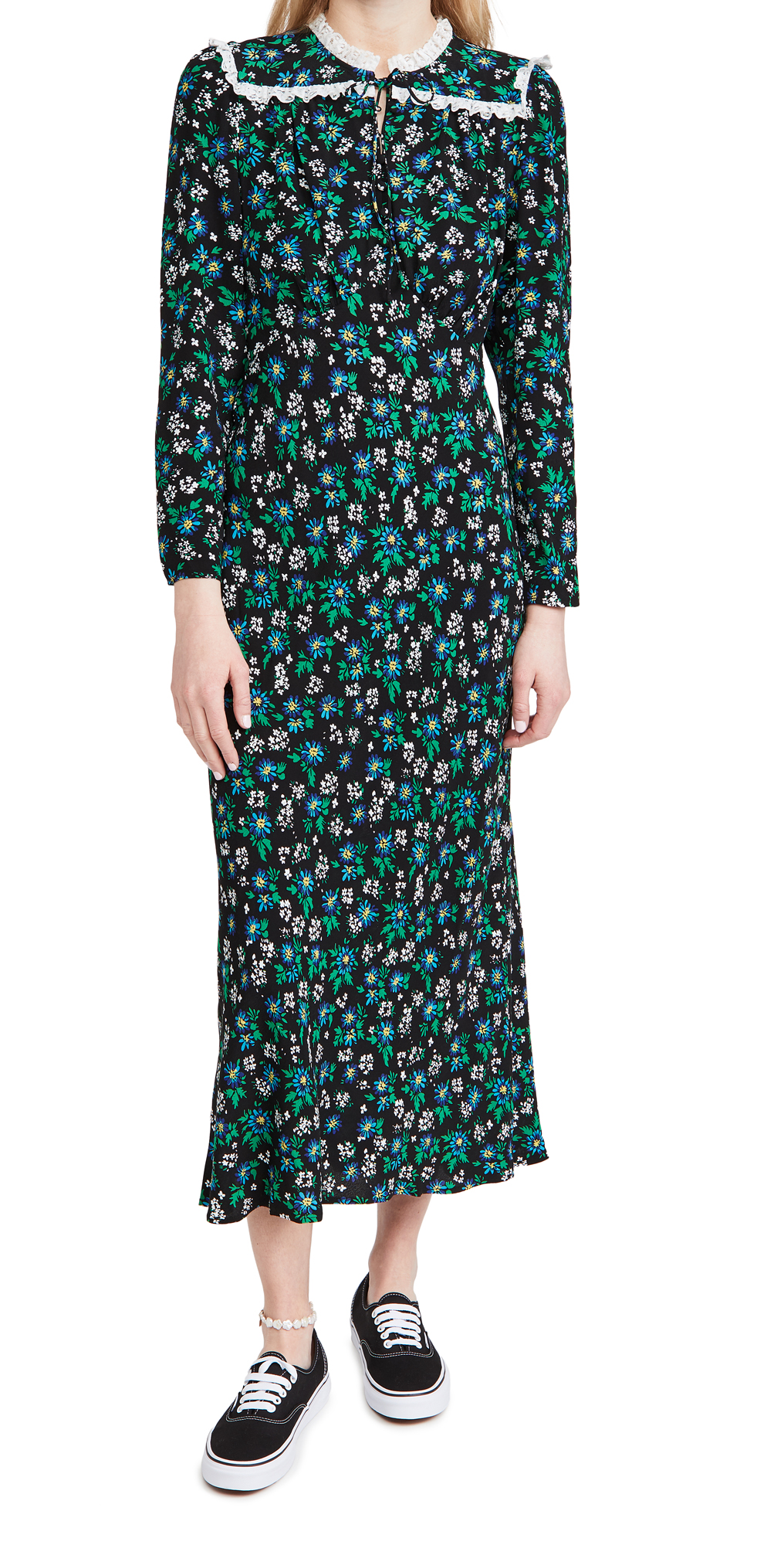 RIXO Ada Dress