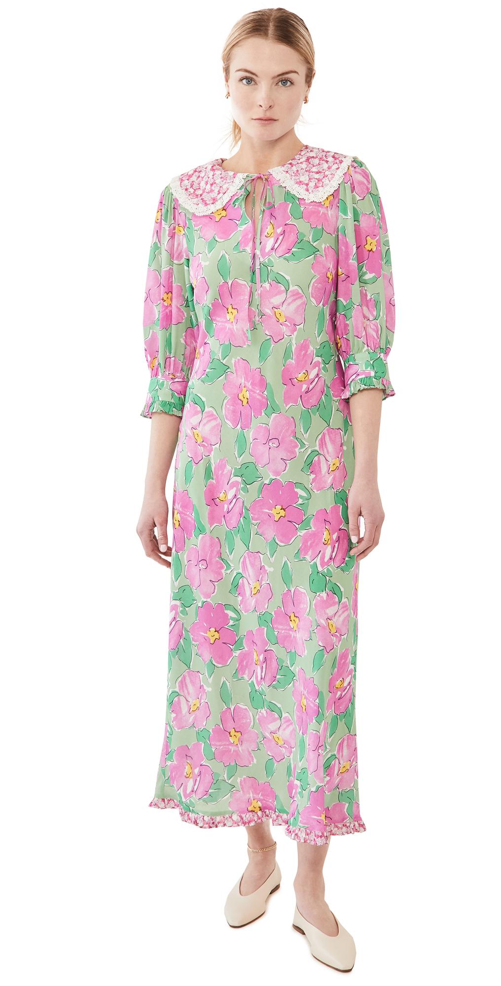 RIXO Lauren Dress