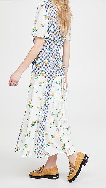 RIXO Jennifer 连衣裙