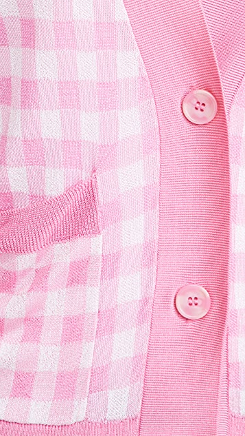 RIXO Pixie 格子系扣衫