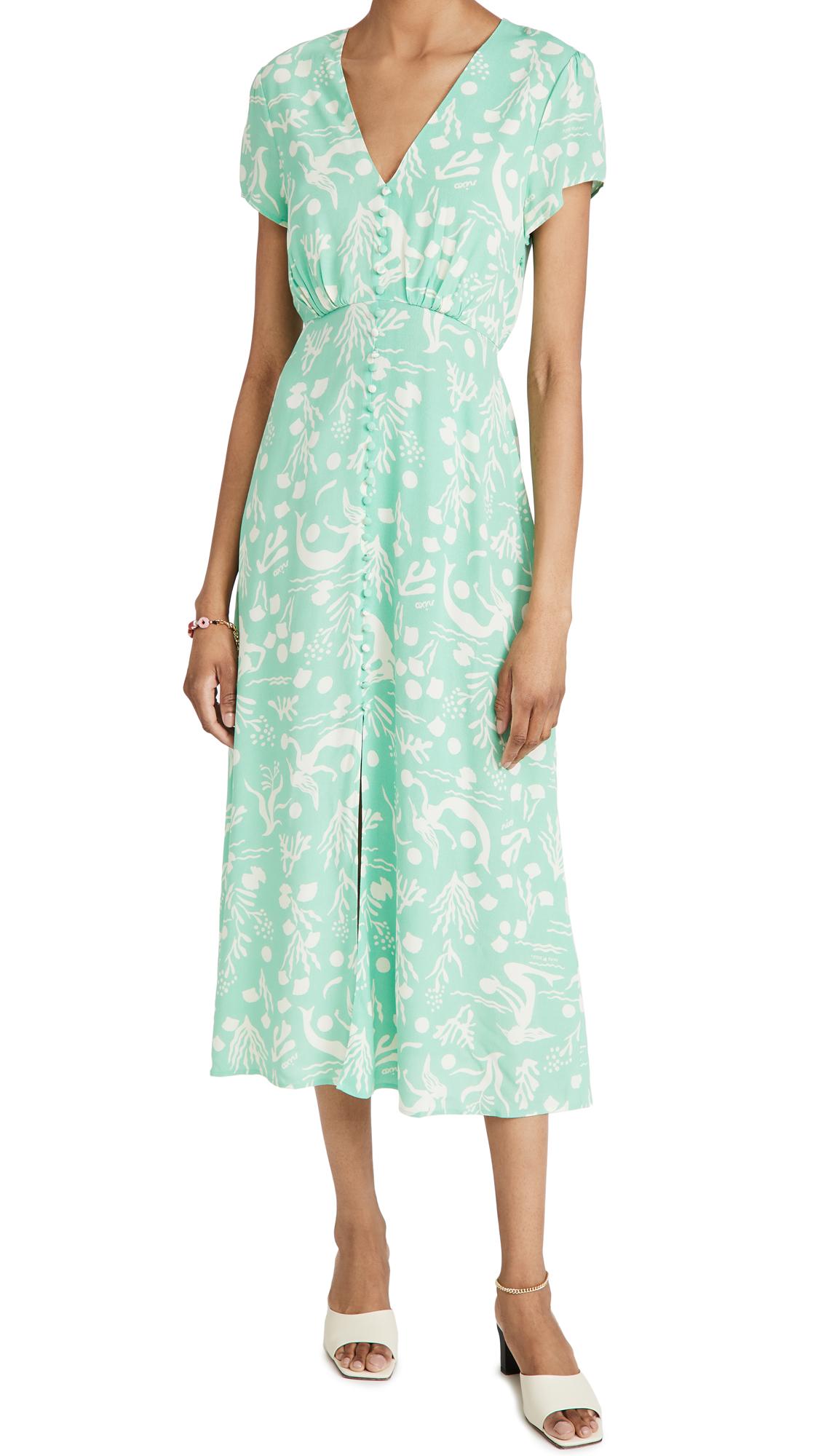 RIXO Aspen Dress
