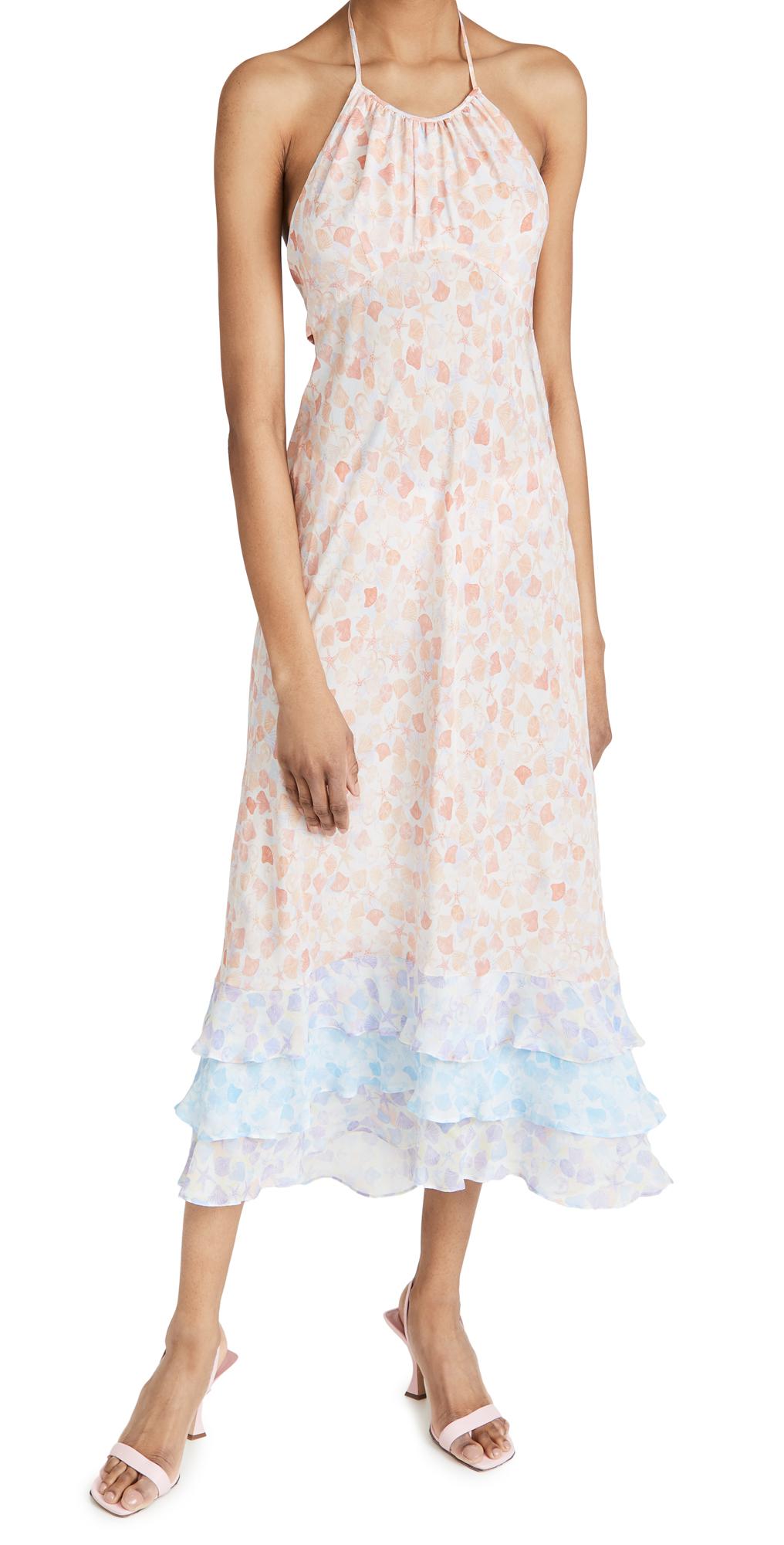 RIXO Melina Dress