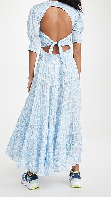 RIXO Agyness Dress