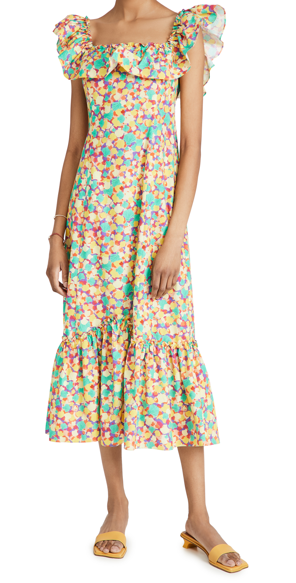 RIXO June Dress