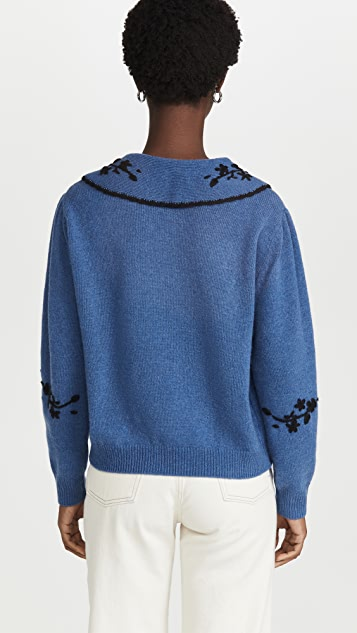 RIXO Lula Sweater
