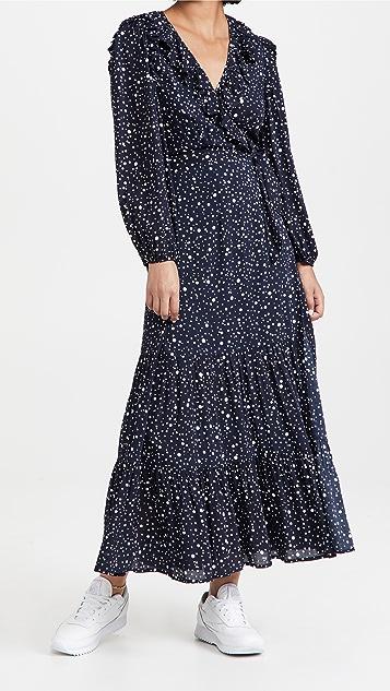 RIXO Colette Midi Dress