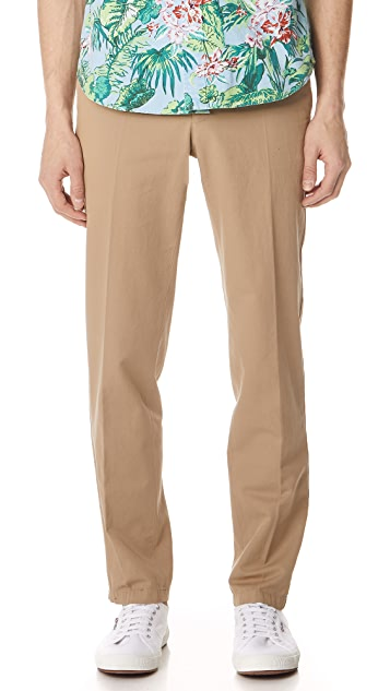 Polo Ralph Lauren Garment Washed Trousers