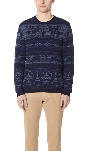 Polo Ralph Lauren Serape Sweater