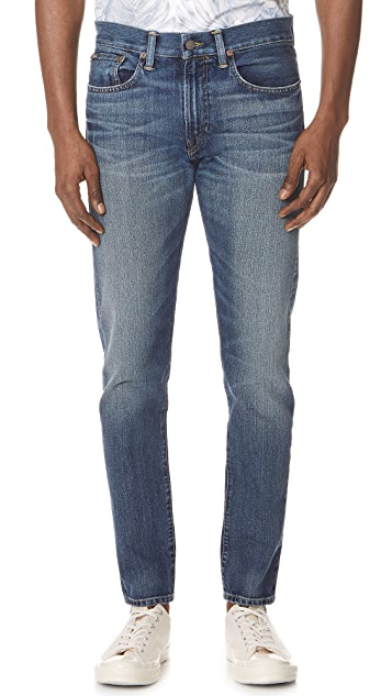 Polo Ralph Lauren Eldridge Skinny Stretch Jeans