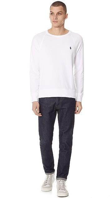 Polo Ralph Lauren Spa Terry Crewneck Sweatshirt