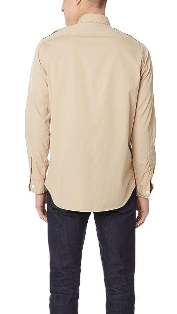 Polo Ralph Lauren GMT Dye Military Shirt