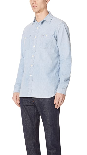 Polo Ralph Lauren Chambray Workshirt