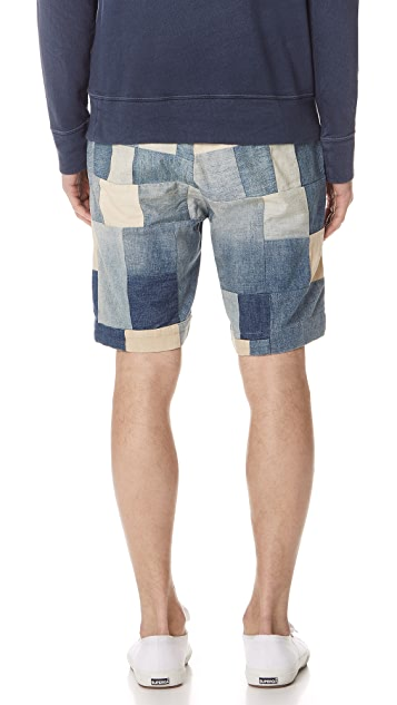 Polo Ralph Lauren Watts Patchwork Shorts